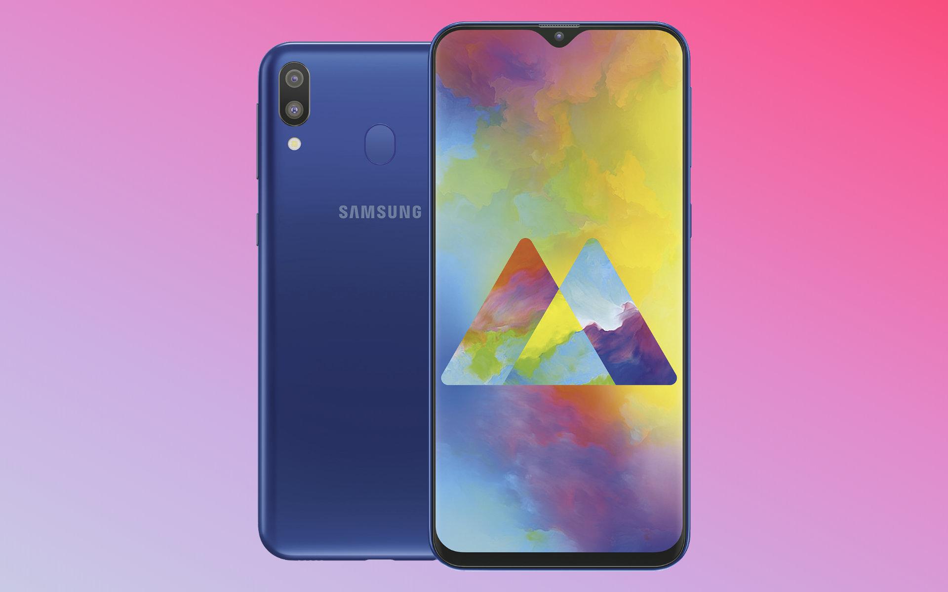 Samsung Lança os Galaxy M
