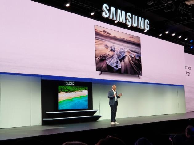 Samsung dévoile sa TV 8K gigantesque de 98 pouces