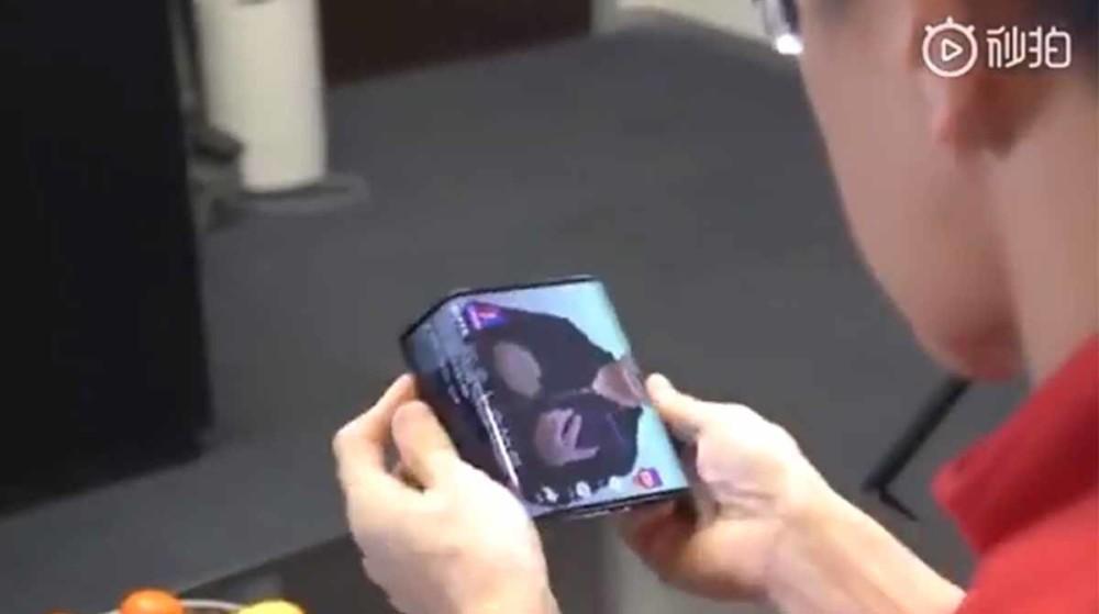 L'ancien prototype de Xiaomi
