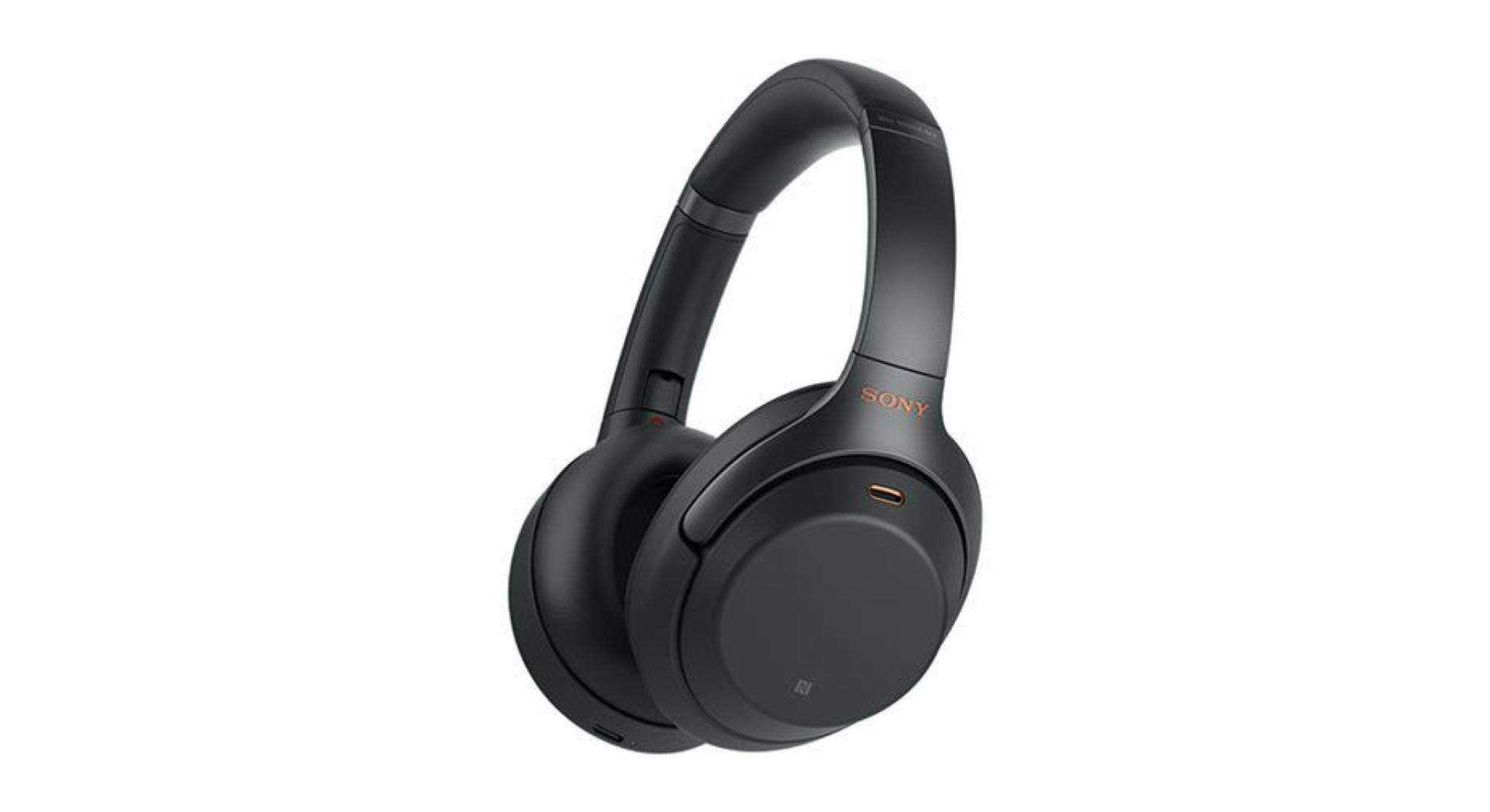 casque audio sony avec assistant vocal