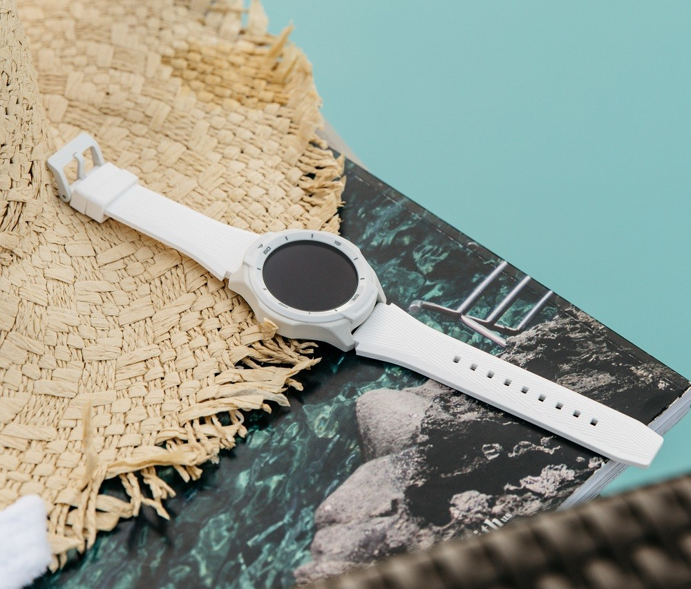 La nouvelle TicwatchS2 de Mobvoi