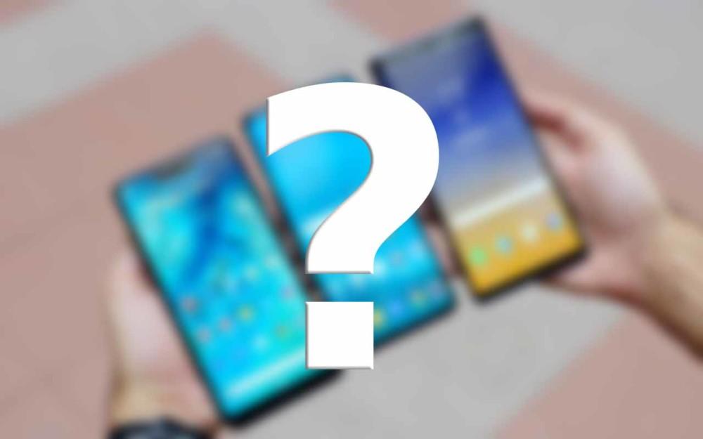 Les 10 smartphones les plus populaires sur FrAndroid (semaine 24)