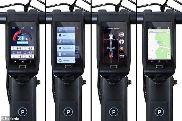 Cybic Legend : ce vélo intelligent intègre Amazon Alexa pour votre sécurité