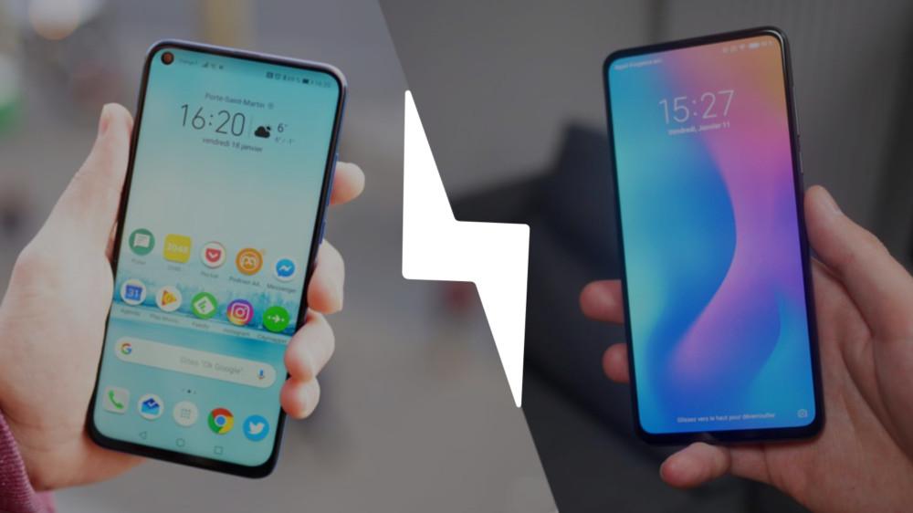 Honor View 20 vs Xiaomi Mi Mix 3 : lequel est le meilleur smartphone ? – Comparatif
