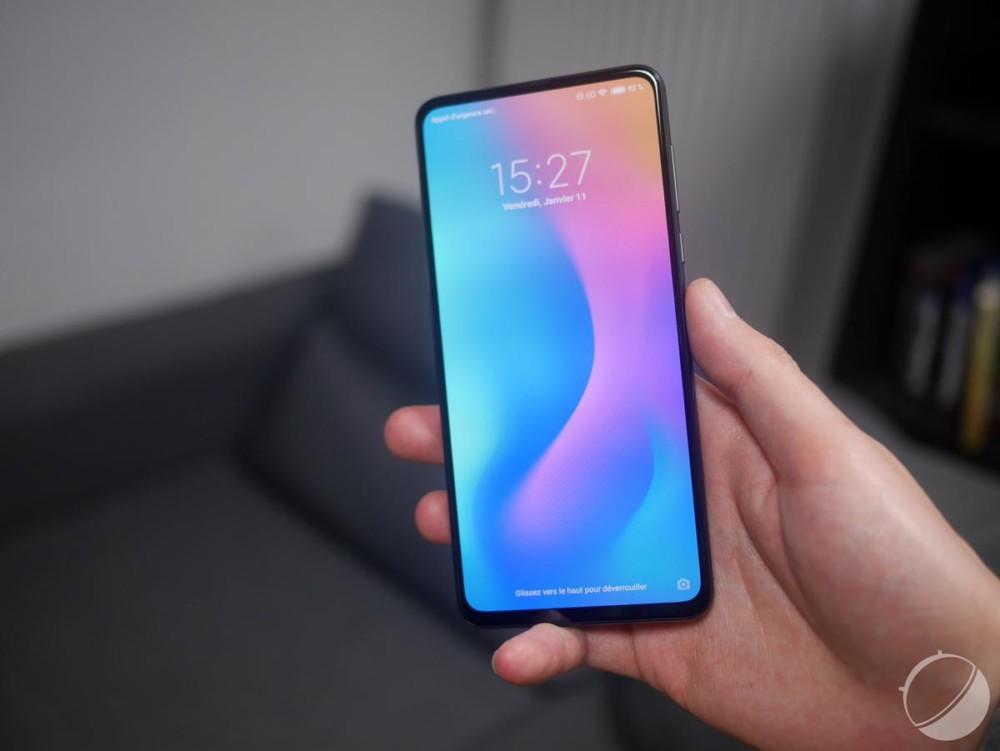 Le Xiaomi Mi Mix3 sera disponible dans la nouvelle boutique des Champs-Élysées.
