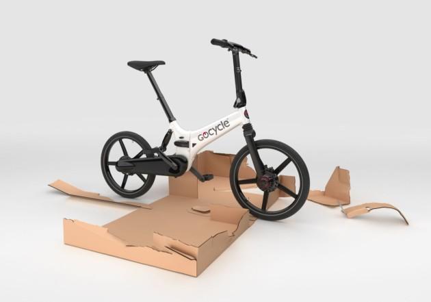 Gocycle GX : ce vélo électrique miniature se plie en moins de dix secondes