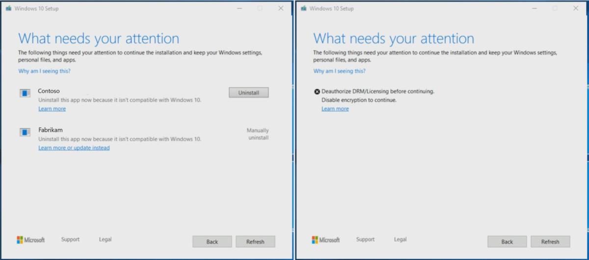 Bonne nouvelle, les messages d'erreur de Windows 10 vont devenir compréhensibles et utiles