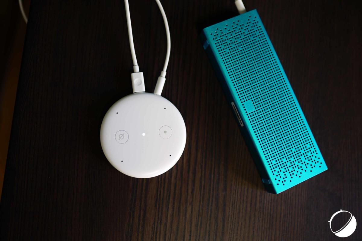 L'Amazon Echo Input pour illustration.