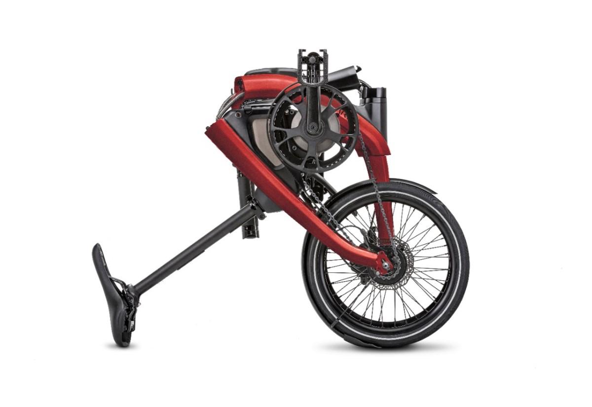 Le vélo électrique pliable ARĪV Merge