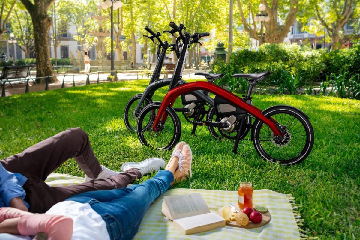 ARĪV Meld et ARĪV Merge, les deux vélos électriques de General Motors