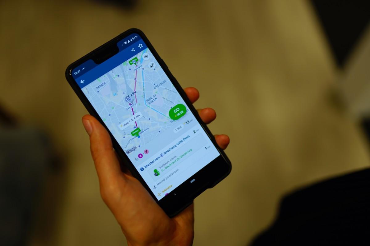 L'App de la semaine : cette application de transports en commun est devenue indispensable sur mon smartphone