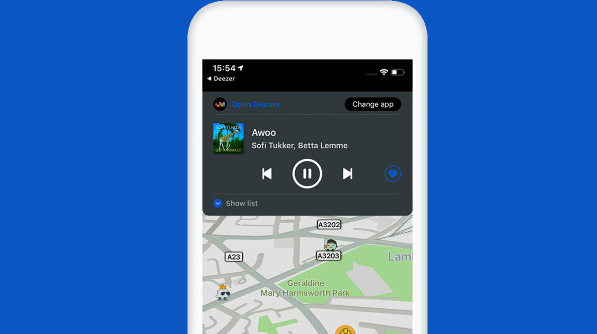 Waze sur Android vous permet désormais de profiter de vos playlists Deezer