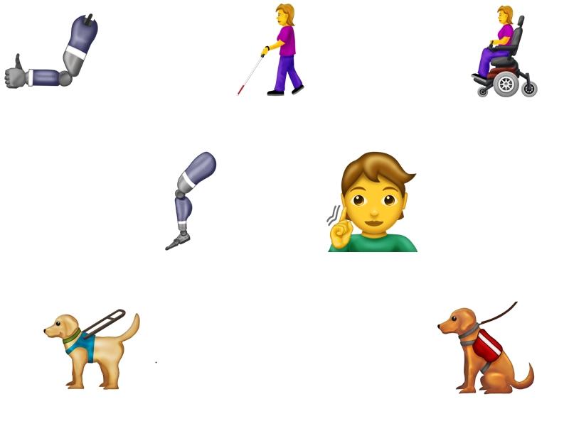 Voici les 230 nouveaux emojis pour 2019