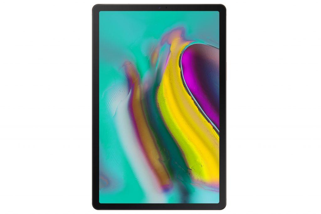 La Galaxy Tab 5Se en guise de photo d'introduction. Aucune photo officielle de la Tab A 10.1 n'a été communiquée