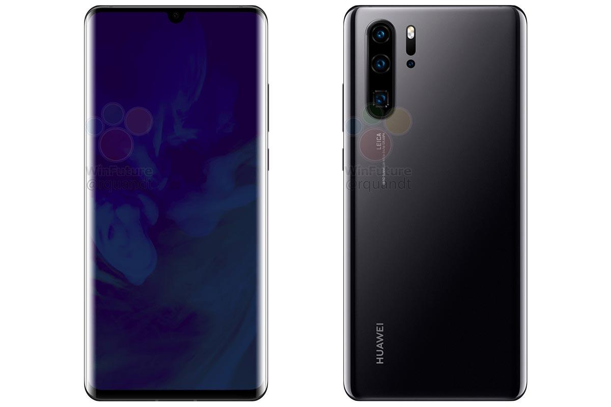 Huawei P30 Et P30 Pro Stockage Mémoire Vive Et Performances Dévoilées Par Des Fuites