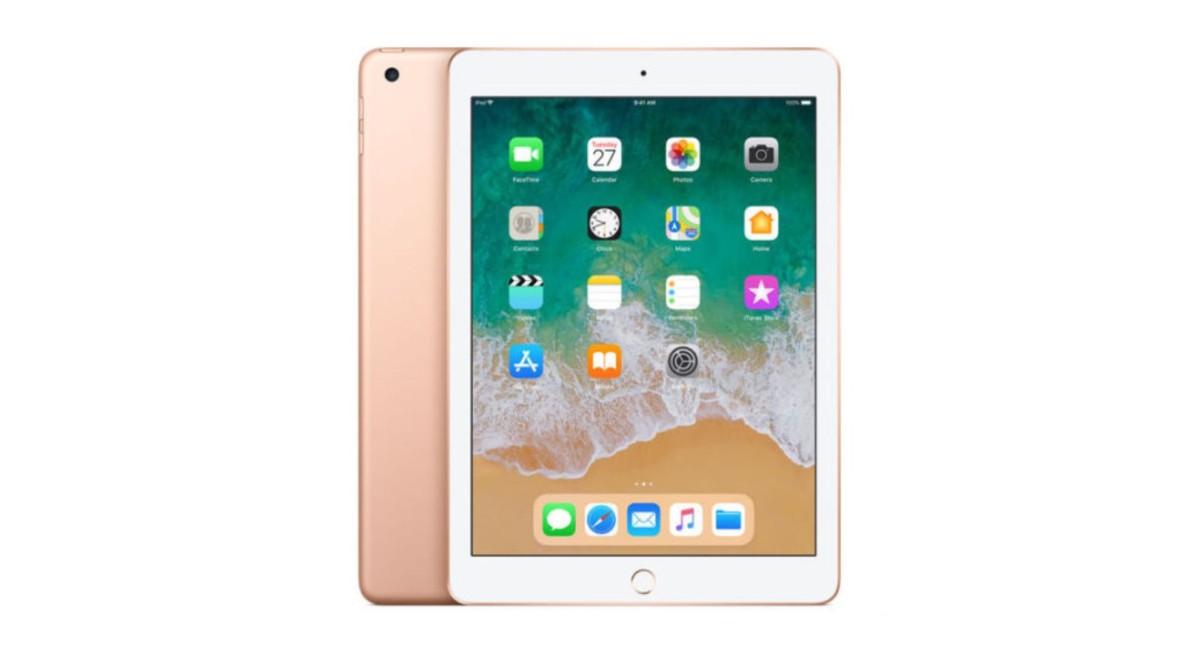 🔥 Bon plan : l'iPad 2018 (WiFi, 32 Go) s'affiche à 269 euros sur eBay