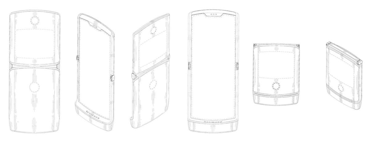 Smartphone pliable de Motorola : il aurait deux écrans, et une interface logicielle inédite pour l'un d'eux