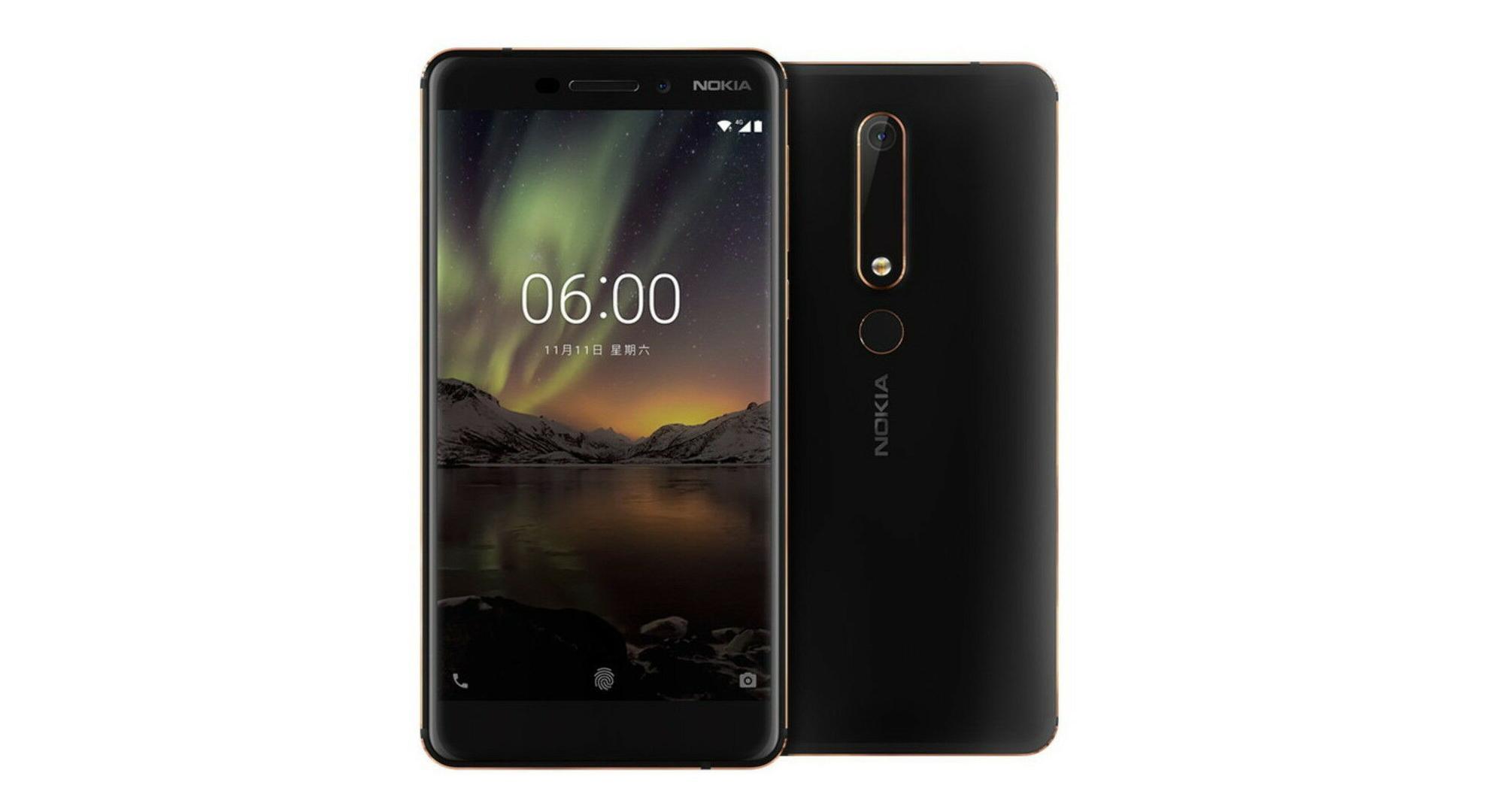 🔥 Bon plan : le Nokia 6 2018 (avec Android One) descend à 135 euros