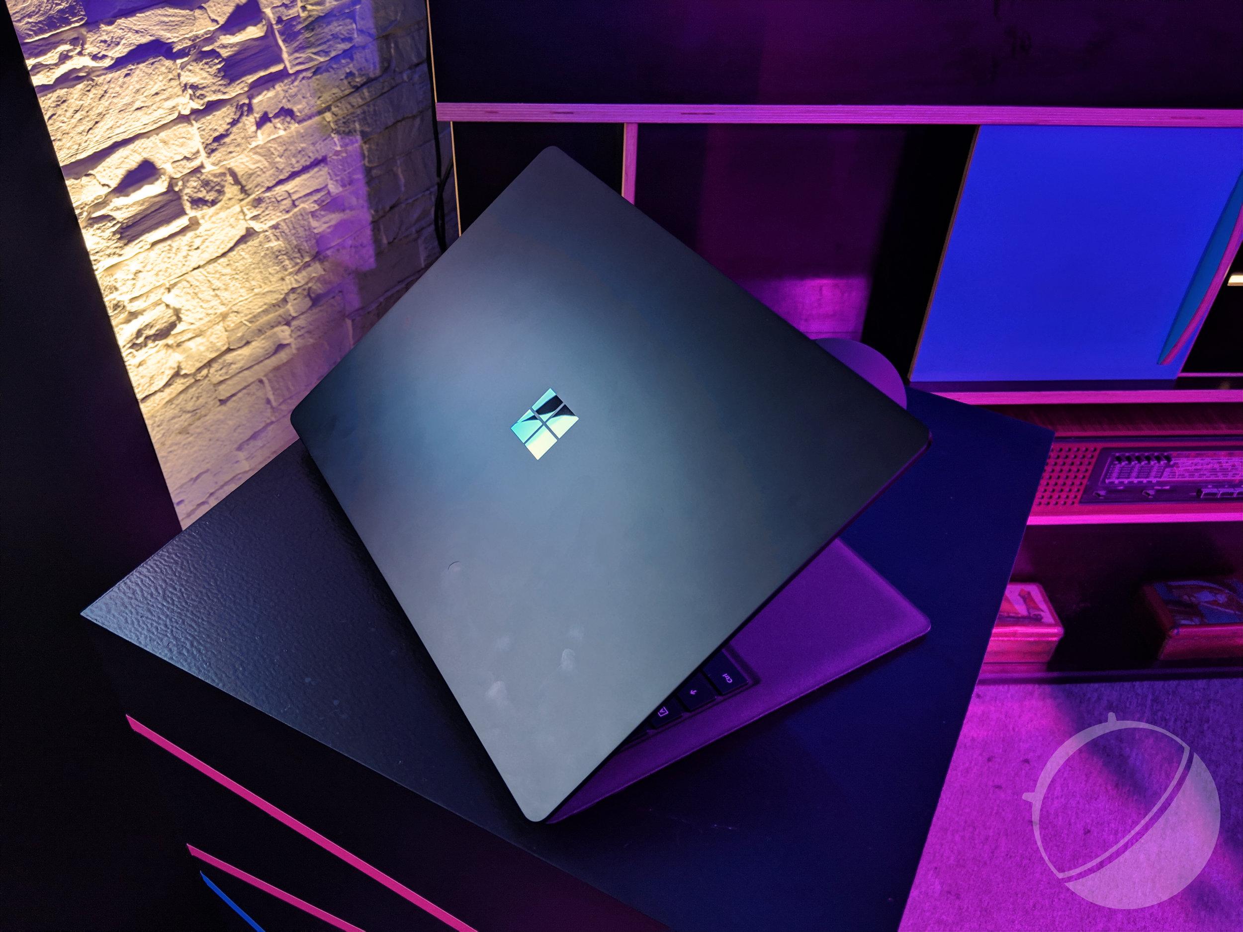 Le Surface Laptop