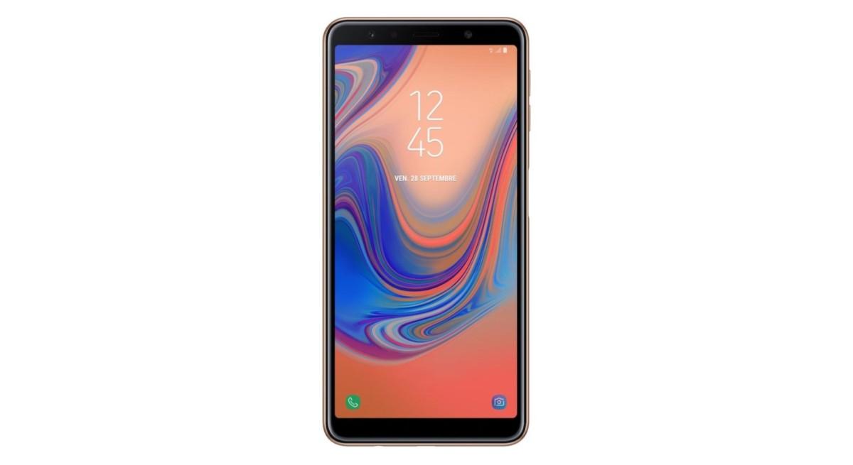 🔥 Bon plan : le Samsung Galaxy A7 (2018) est à 299 euros au lieu de 349 euros
