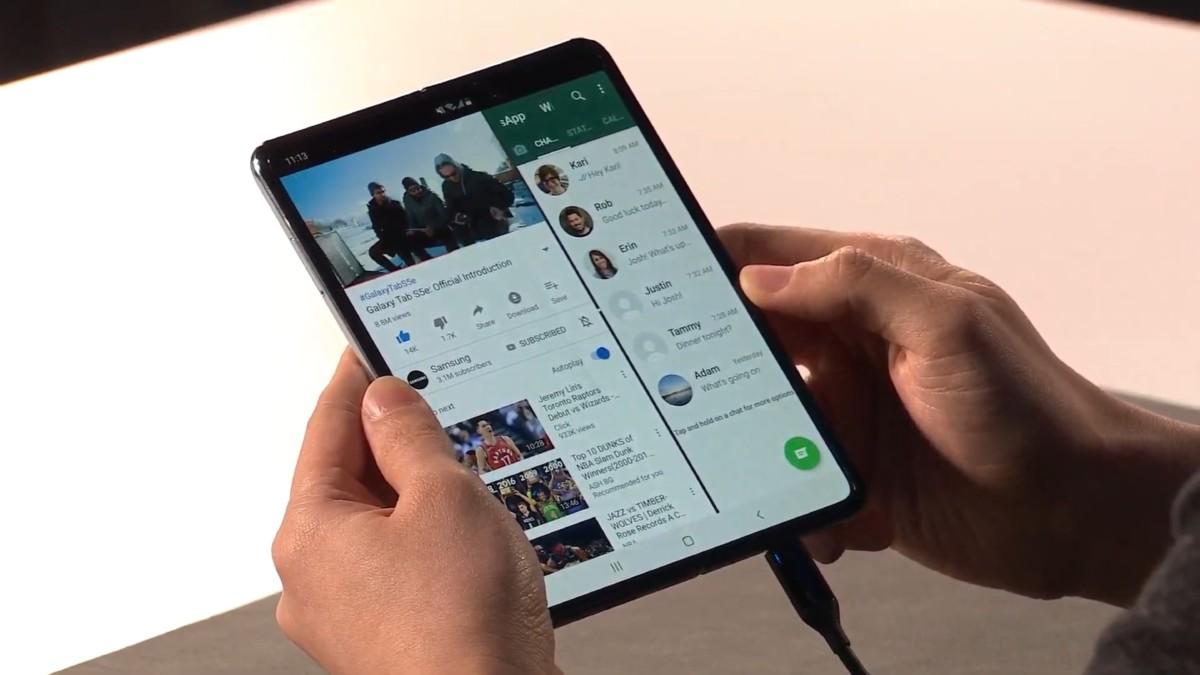 Le Samsung Galaxy Fold vous convainc-t-il de l'intérêt des smartphones pliables ? – Sondage de la semaine