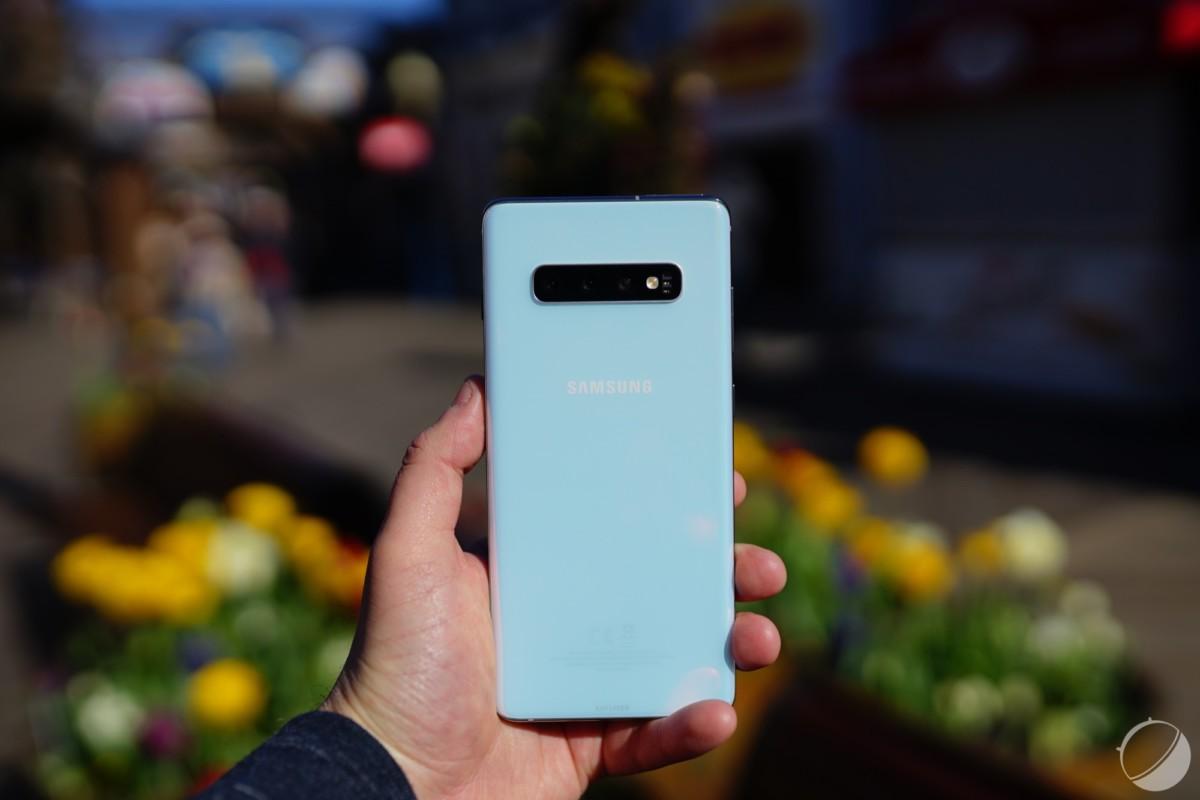 Les Samsung Galaxy S10 sont disponibles à la vente chez Bouygues Telecom