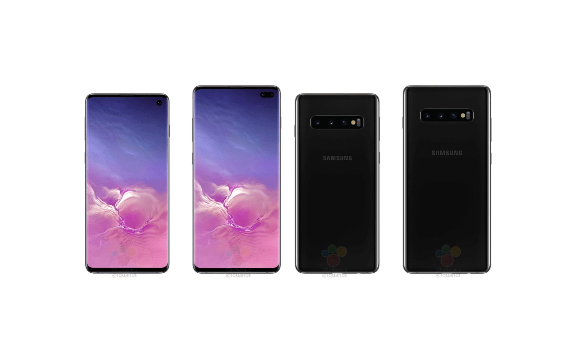 Le Samsung Galaxy S10 sera l'un des premiers smartphones Wi-Fi 6