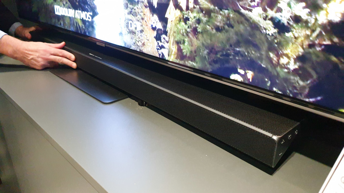 Samsung QLED 2019: what to see all the colors in OLED – huffiest