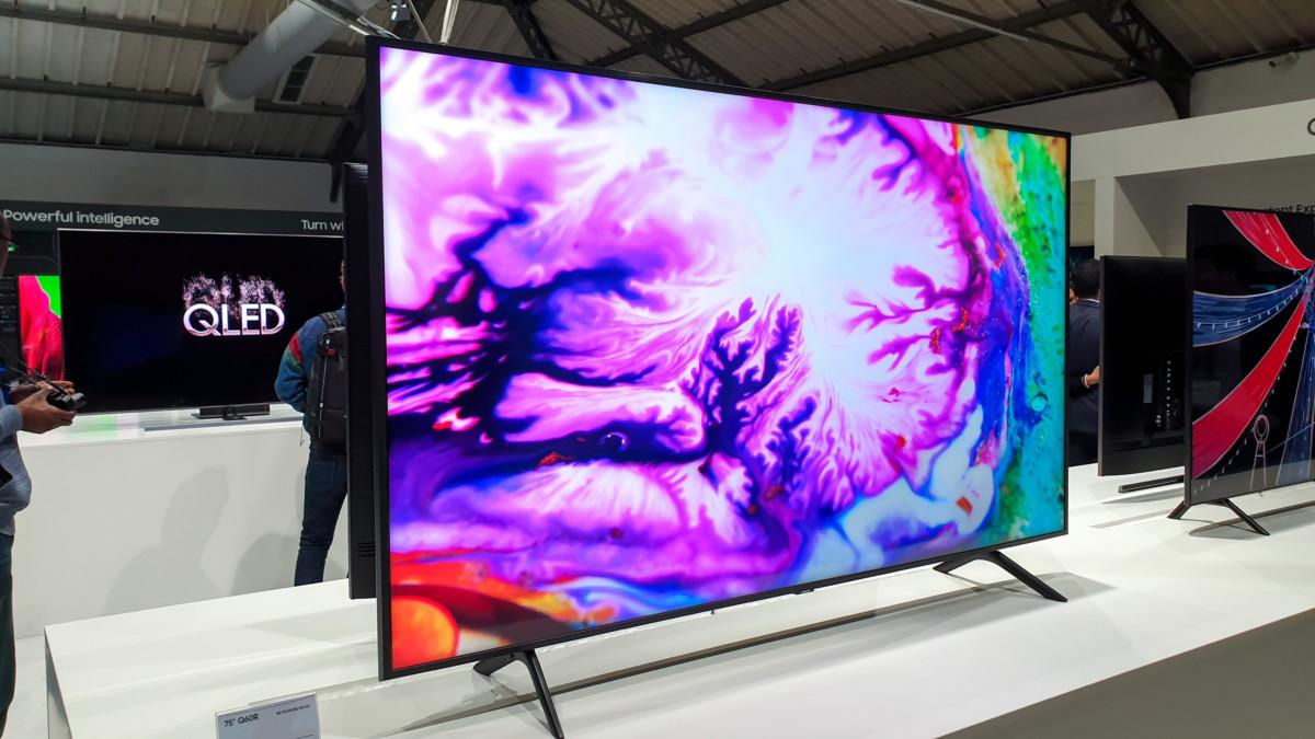 Samsung QLED 2019 : de quoi en faire voir de toutes les couleurs à l'OLED