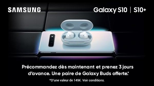 Samsung Galaxy S10, S10+ et S10e avec forfait mobile : quelles sont les meilleures offres ?