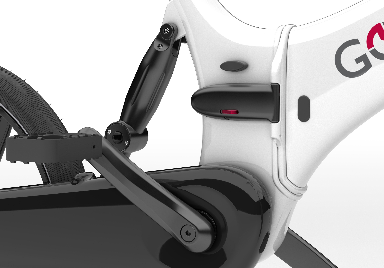 gocycle gx 60 km d autonomie pour le v lo lectrique. Black Bedroom Furniture Sets. Home Design Ideas