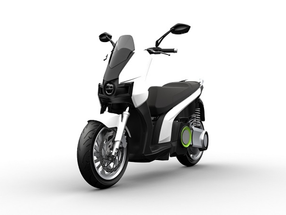 silence s01 le scooter lectrique de ville par excellence. Black Bedroom Furniture Sets. Home Design Ideas