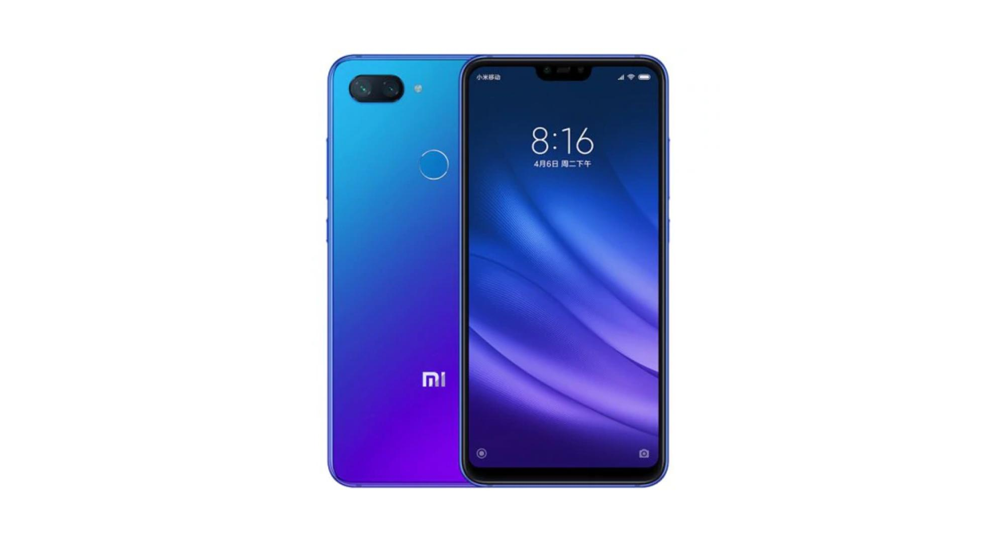 bon plan la version lite du xiaomi mi 8 est disponible. Black Bedroom Furniture Sets. Home Design Ideas