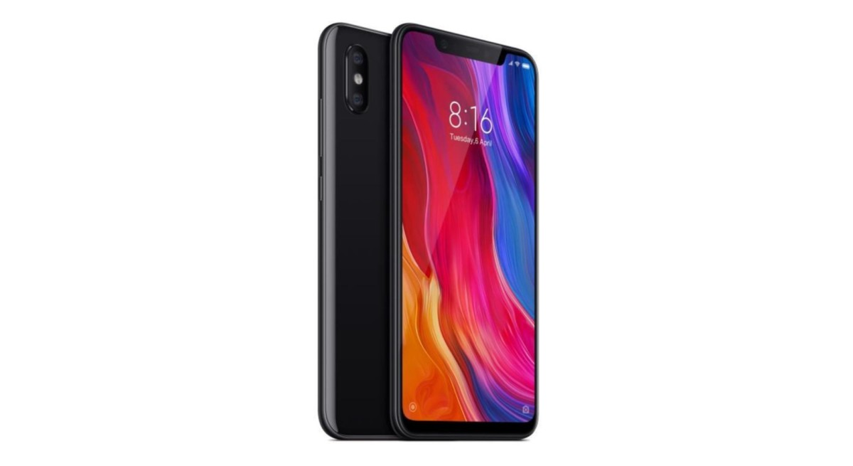🔥 French Days 2019 : 229 euros pour le Xiaomi Mi 8 équipé d'un Snapdragon 845