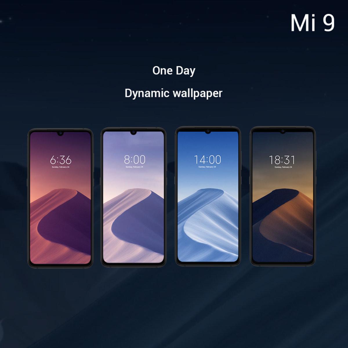Always-On, NFC, thème sombre… le Xiaomi Mi 9 ne manquera de rien