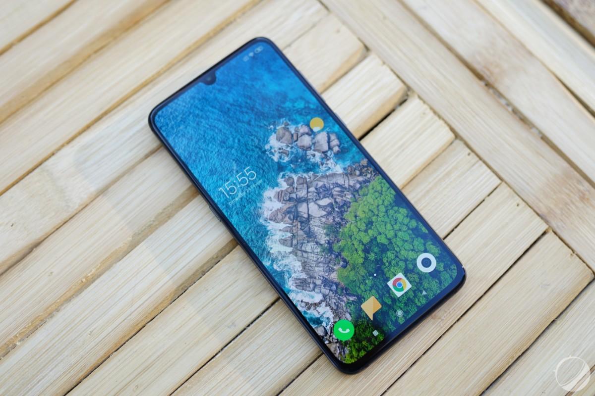 Le Xiaomi Mi9 pour illustration