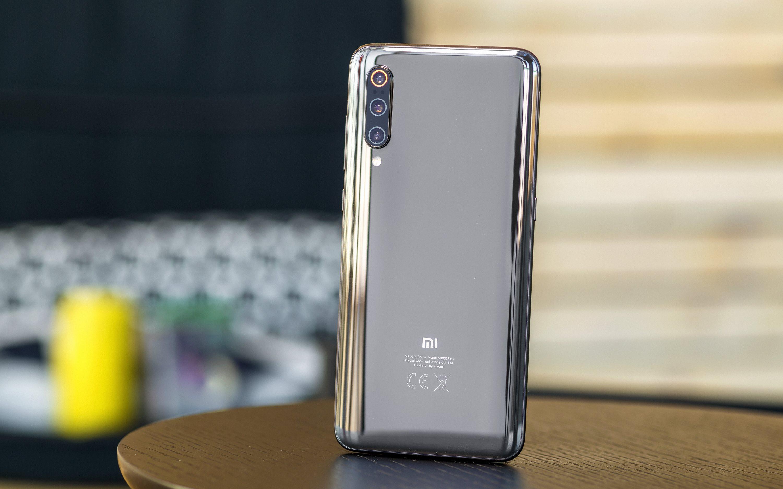 Le Xiaomi Mi 9, crédit GSM Arena