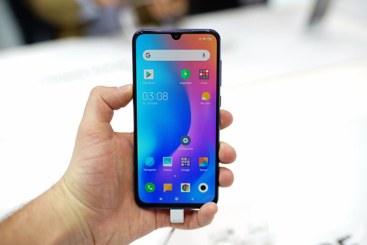 Le Xiaomi Mi 9 SE