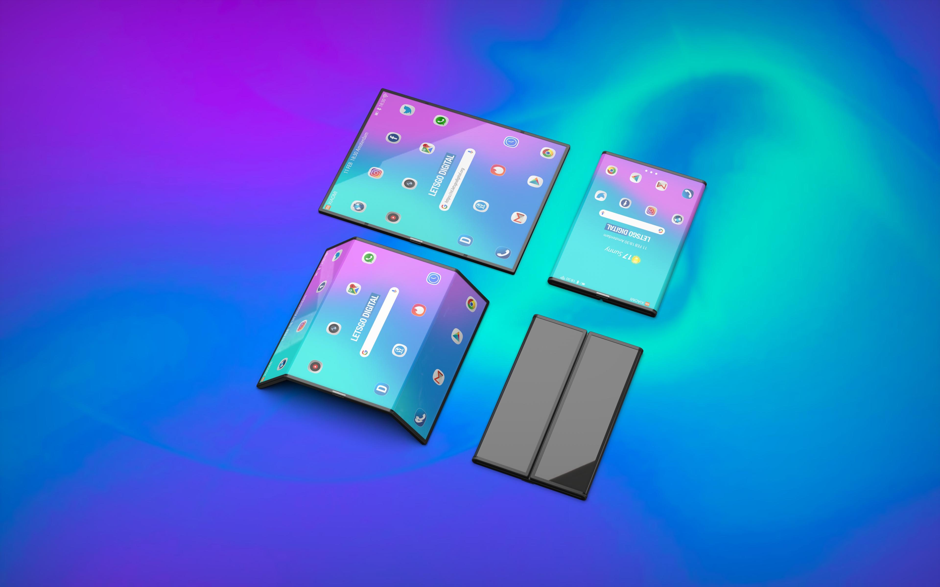 Xiaomi Confirme Que Son Smartphone 224 Double Pliure Sera