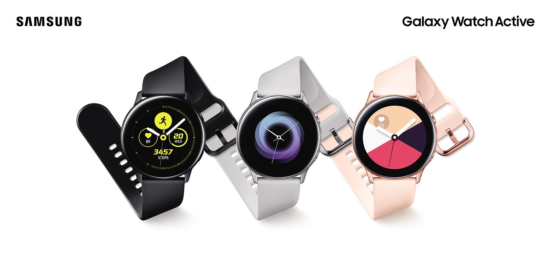 7b53882a16ef2 Présentée au même moment que les Samsung Galaxy S10 et Galaxy Fold, la  nouvelle montre connectée de la firme coréenne n'a pas profité de la même  couverture ...