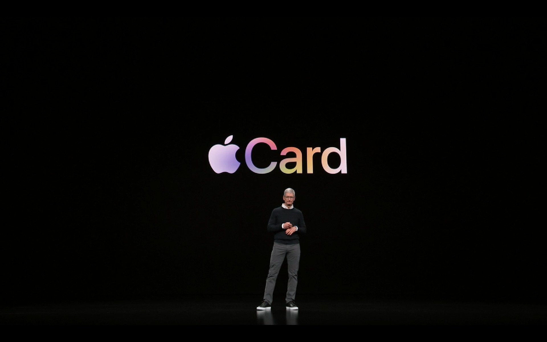 Apple lance Apple Card et développe ses services de paiement