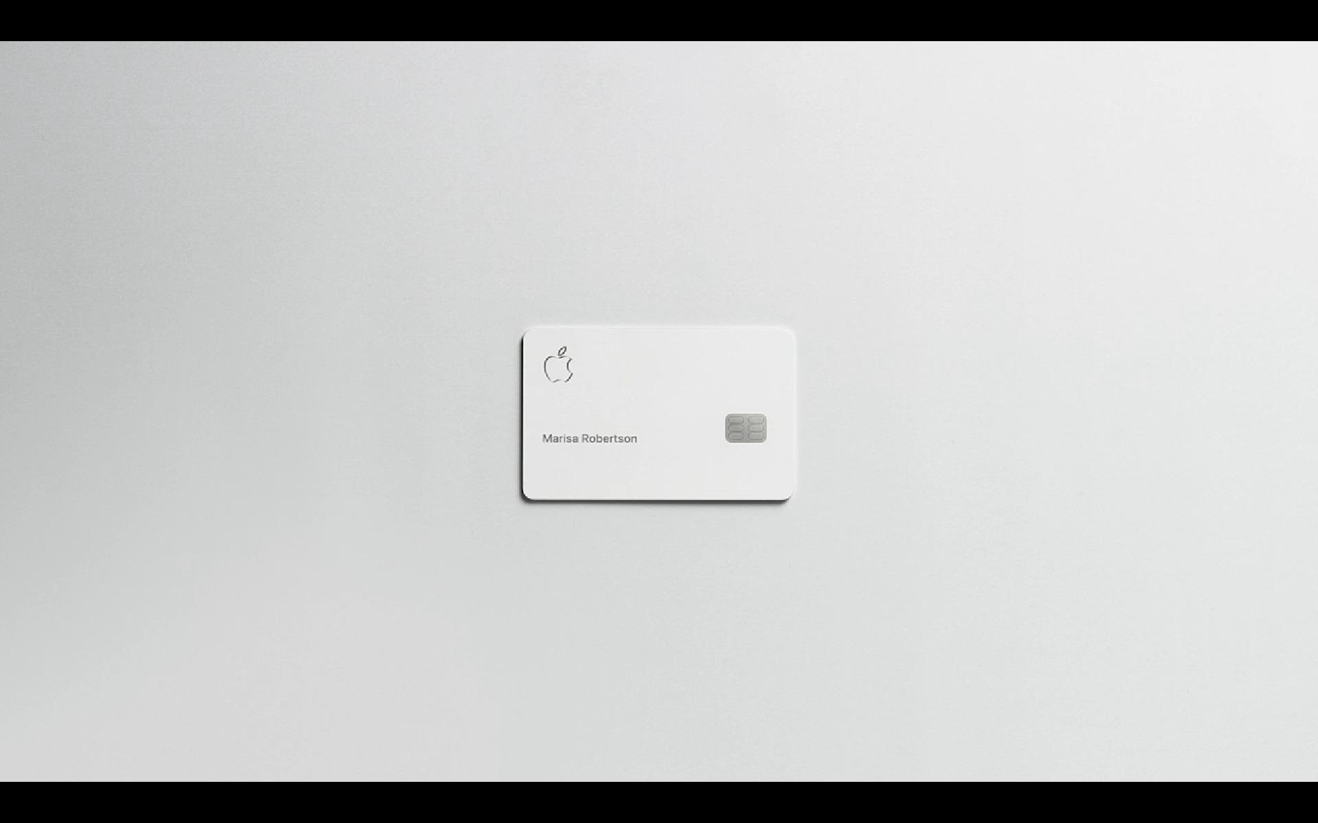 Apple Lance Sa Propre Carte Bancaire Pour Devenir Une Banque A Part