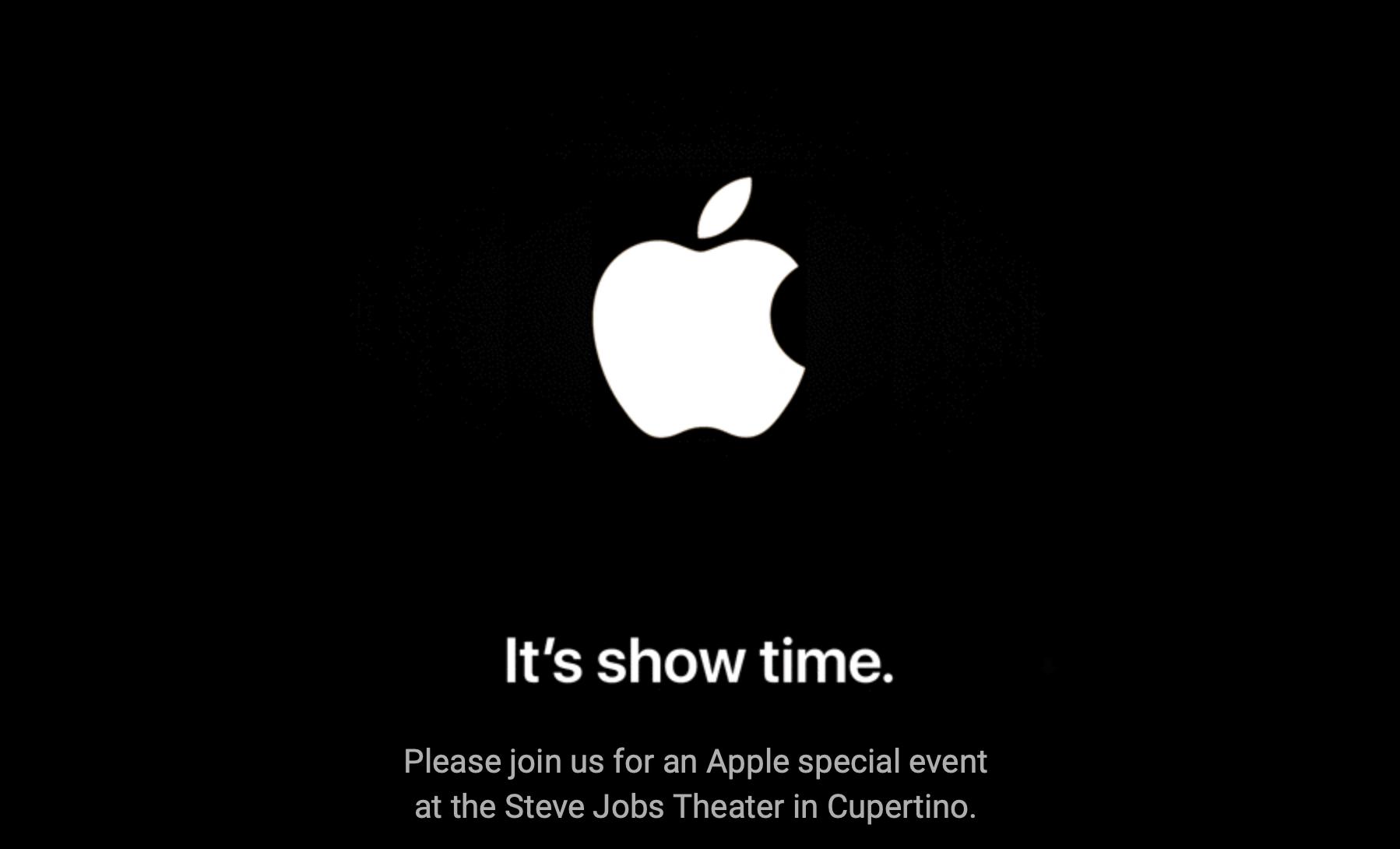 Une nouvelle keynote le 25 mars — Apple