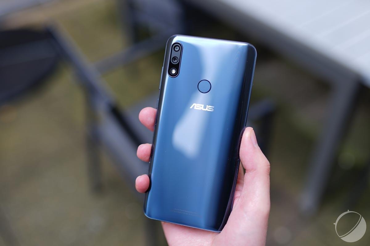 Test de l'Asus Zenfone Max Pro M2: le discret infatigable