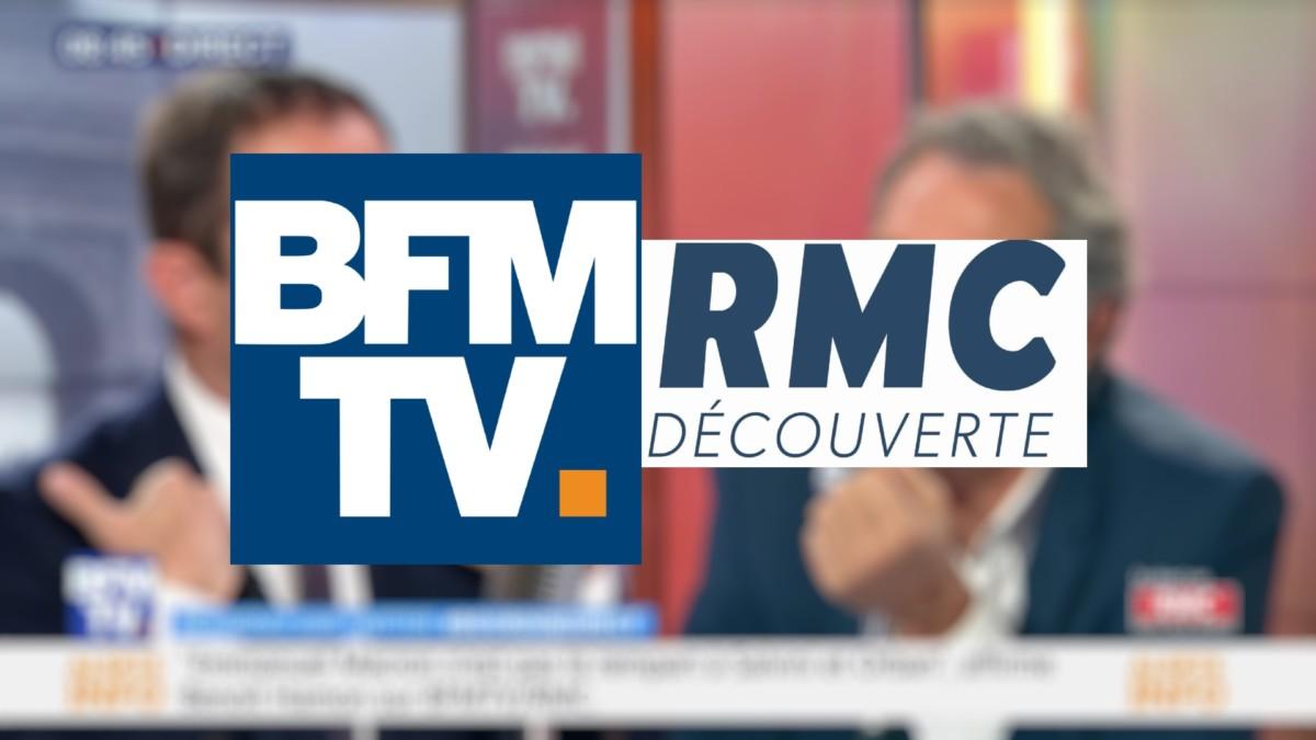 Coup dur pour BFM et RMC : la coupure des Freebox fait perdre beaucoup d'audience aux chaînes