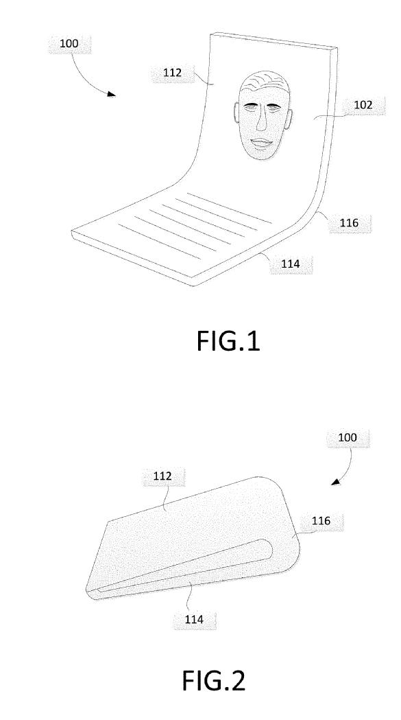 Google imagine un smartphone pliable compact en forme de Z dans un brevet