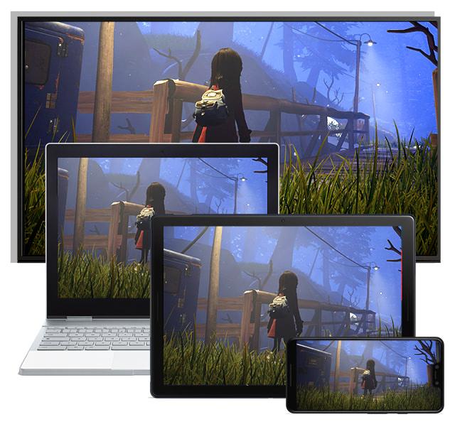 Google Stadia vise tous les écrans