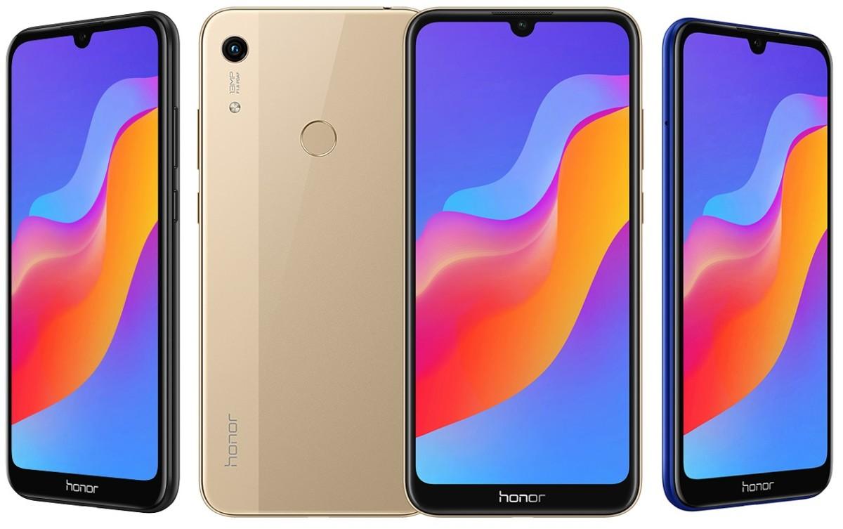 Honor 8A : une fine encoche pour un smartphone à moins de 160 euros