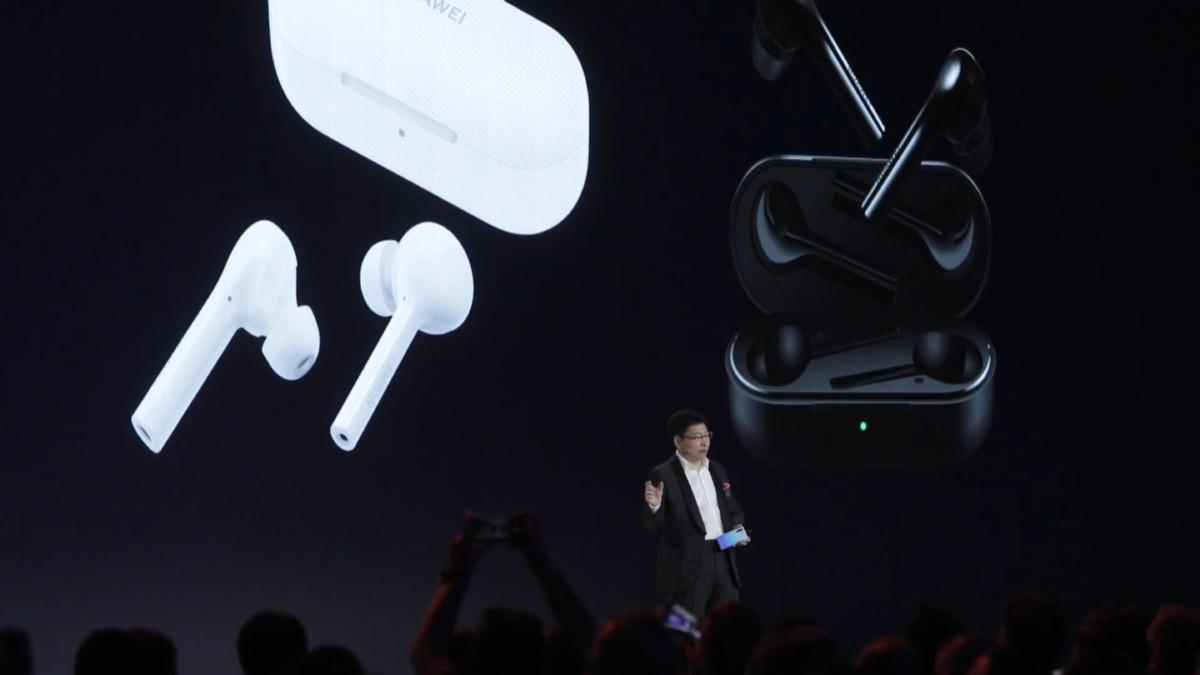 FreeBuds Lite : Huawei veut concurrencer les nouveaux AirPods 2