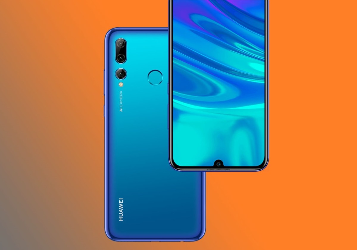 Le Huawei P Smart Plus 2019